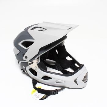 MTB helma Uvex HDE 2.0 BOA šedá matná