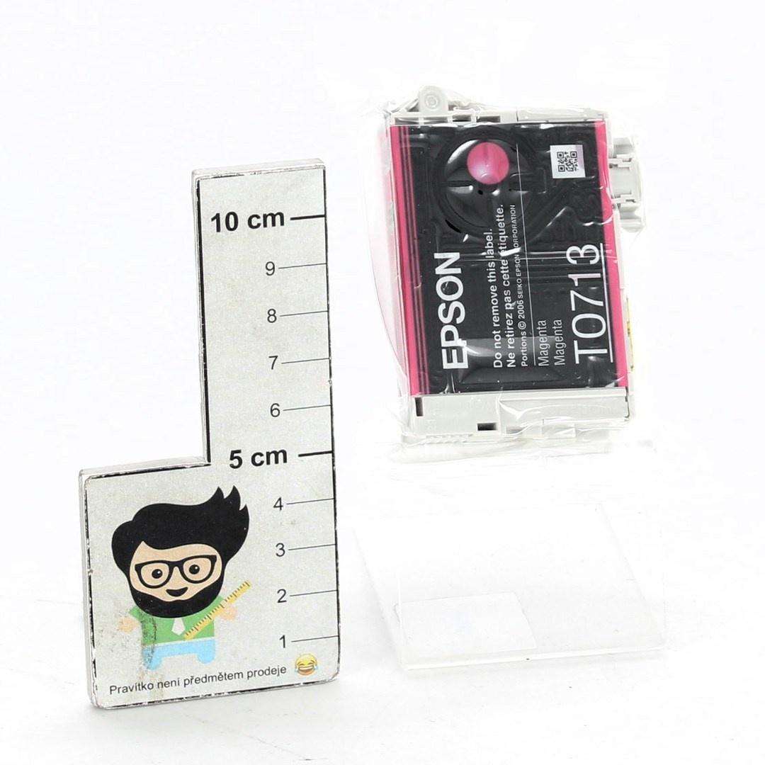 Inkoustová cartridge Epson T0713