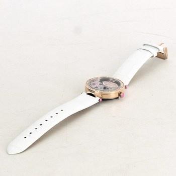 Dámské hodinky Bertha Camilla bílé 20 cm