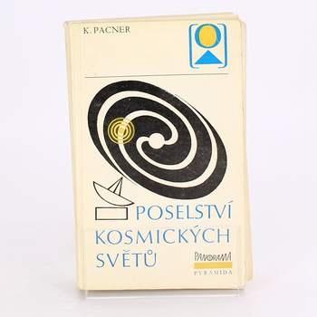Kniha Poselství kosmických světů K. Pacner