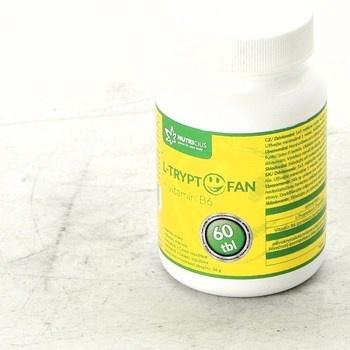 Doplněk stravy Nutricius L-TRYPTOFAN