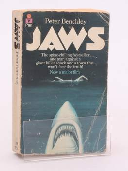 Kniha Peter Benchley: Jaws