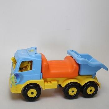 Velké nákladní auto Wader 6614