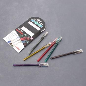 Sada výtvarných potřeb Pentel Dual metalic