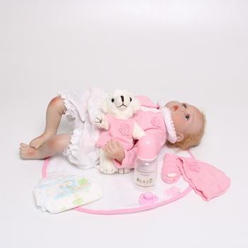 Dětská panenka Ziyiui Reborn Baby Doll