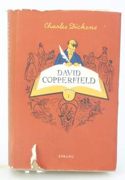 Kniha Charles Dickens: David Copperfield I