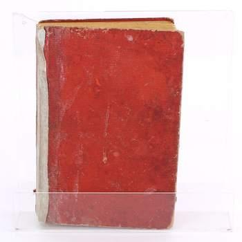 Kniha H. Courths-Mahler: Nezkrotný Hassberg