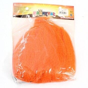 Paruka RAPPA skřítek oranžová