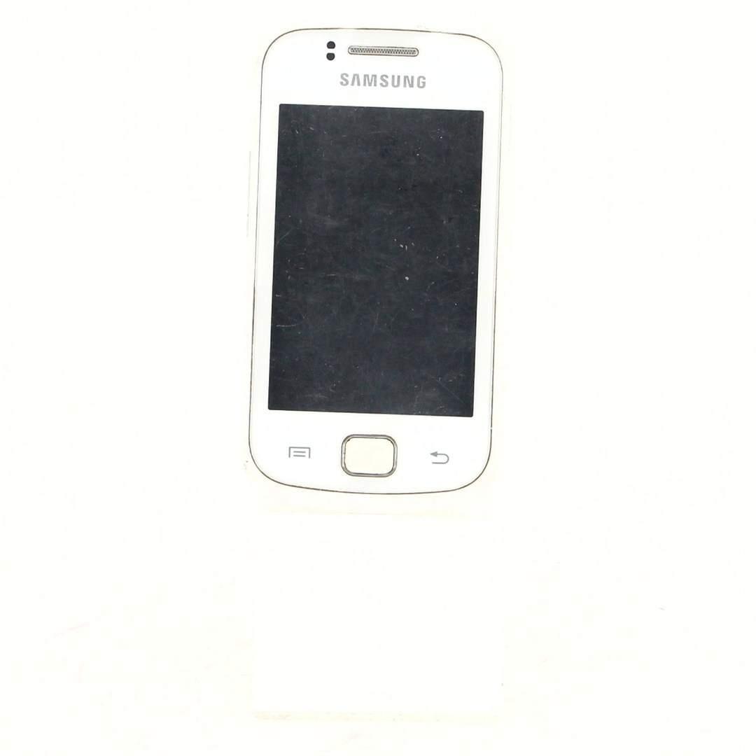 Samsung Galaxy Gio bílý