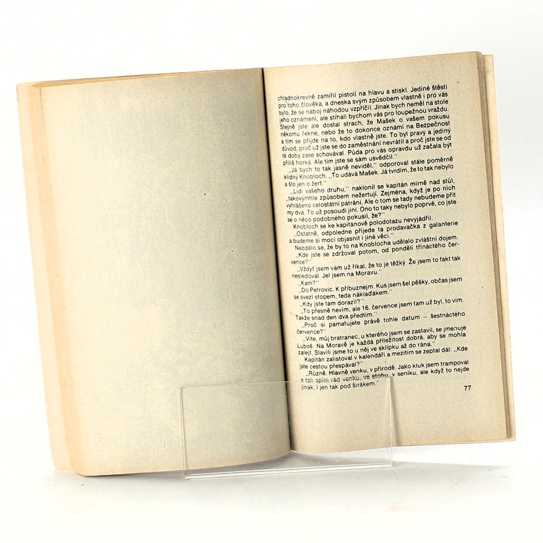 Kniha ,,Přiveďte svědka!