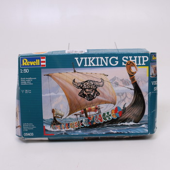 Model lodi Revell 05403 Viking Ship