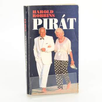 Kniha Pirát Harrold Robbins