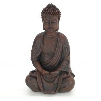 Soška sedícího Buddhy pro interiéry