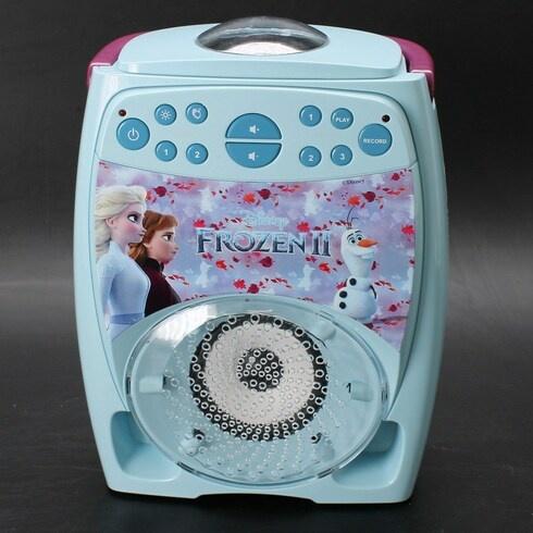 Dětské karaoke Disney Frozen 2