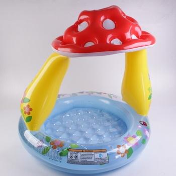 Nafukovací bazének Intex 57114 houba