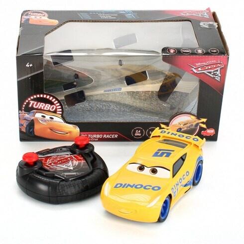 Auto na dálkové ovládání Dickie Cars 3