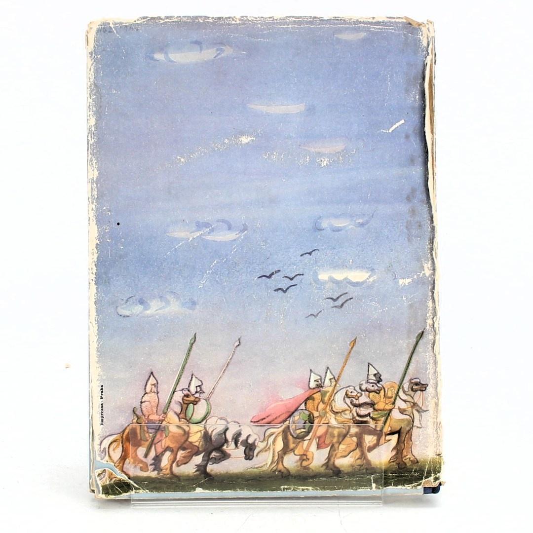 Kniha Příběhy Ilji Muromce
