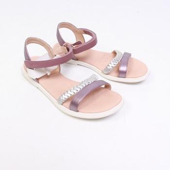 Dětské sandále Geox letní kožené