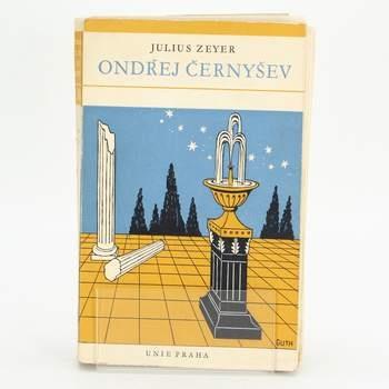 Kniha Ondřej Černyšev Julius Zeyer