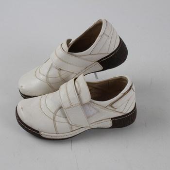Dámská obuv Colorful na suchý zip