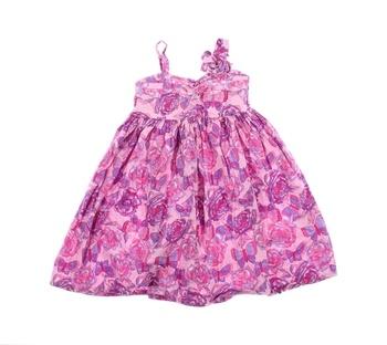 Dětské šaty Okay se zdobením pro batole