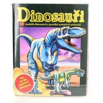 Kolektiv: Dinosauři 11 modelů