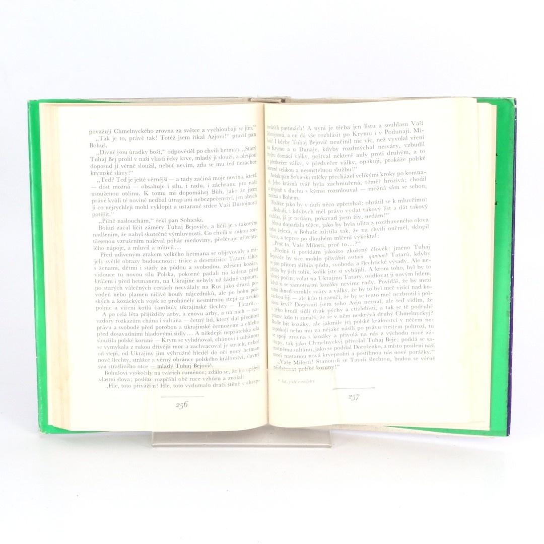 Kniha Henryk Sienkiewicz: Pan Wołodyjowski