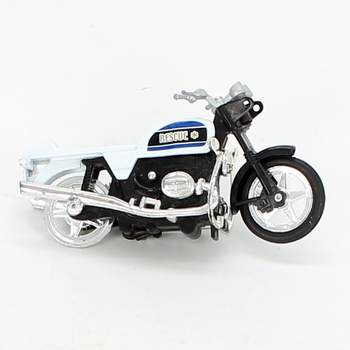 Model motocyklu Rescue