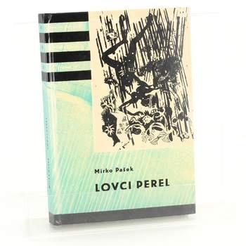 Kniha Mirko Pašek: Lovci perel