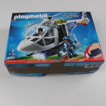 Helikoptéra Playmobil City action 6874