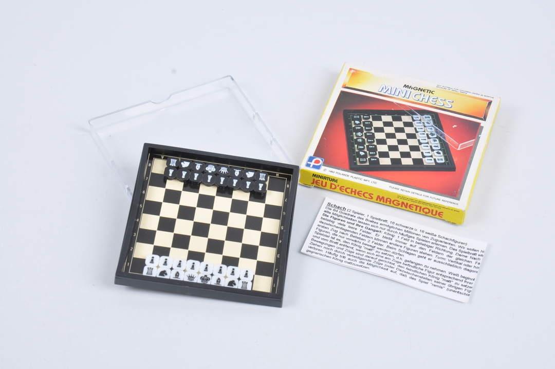 Cestovní magnetické šachy