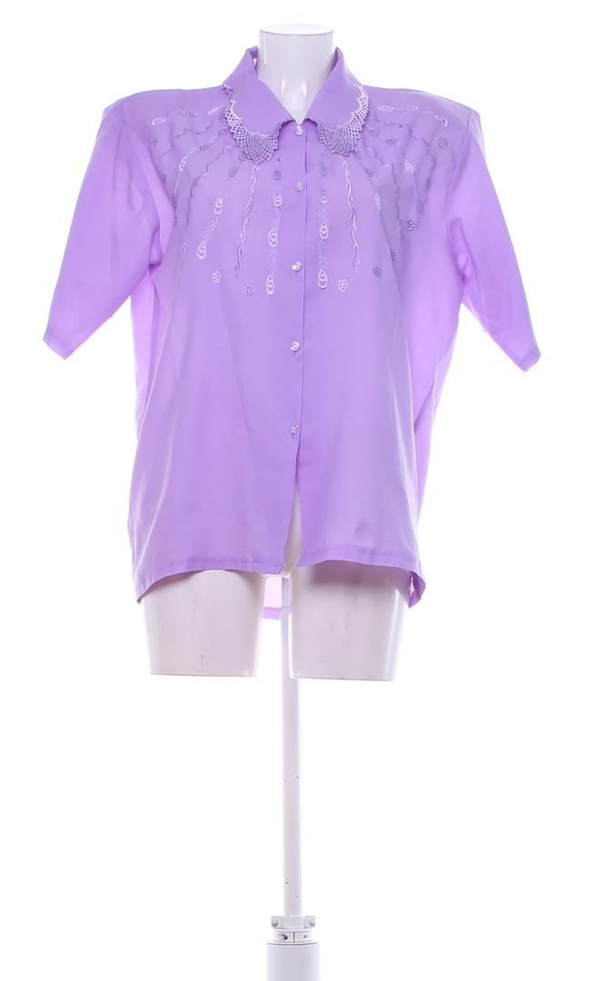 Dámská halenka DUNG MODEL fialová