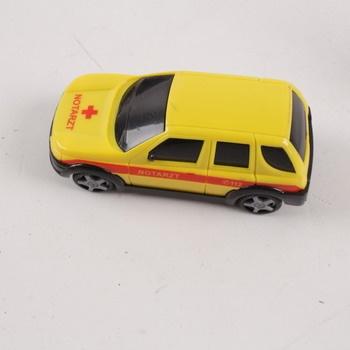 Autíčko GearBox žluté barvy