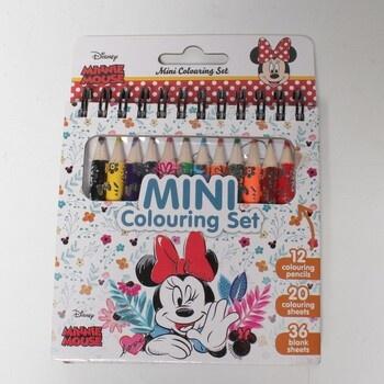 Mini set s pastelkami Jiri Models Minnie