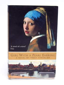 Kniha Girl With a Pearl Earring