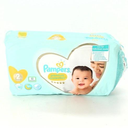 Dětské pleny Pampers Premium Protection 2