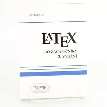 Kniha LATEX pro začátečníky Jiří Rybička