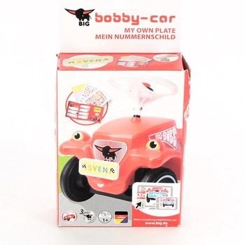 Sada nálepek BIG Bobby - car