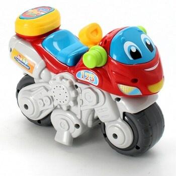 Motorka pro nejmenší Clementoni 17102