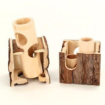 Dřevěná prolézačka Kerbl 82786