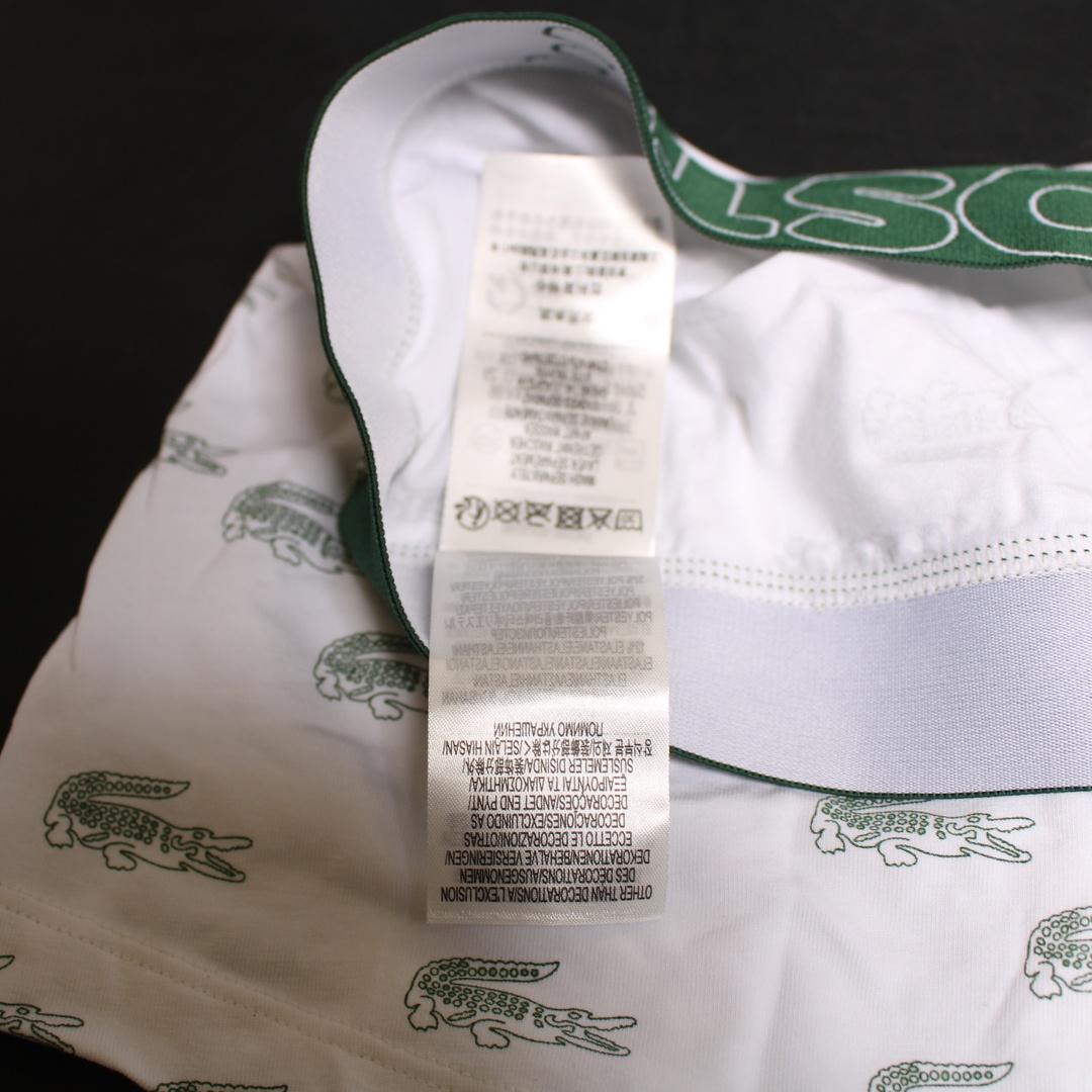 Pánské boxerky Lacoste 5H9991 L
