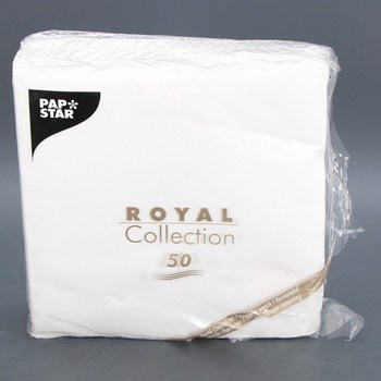 Ubrousky PAP STAR Royal Collection 50 ks