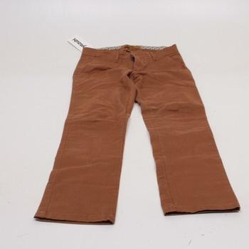 Pánské kalhoty Yazubi Dustin hnědé