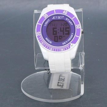 Digitální hodinky silikonové Jet Set J9349