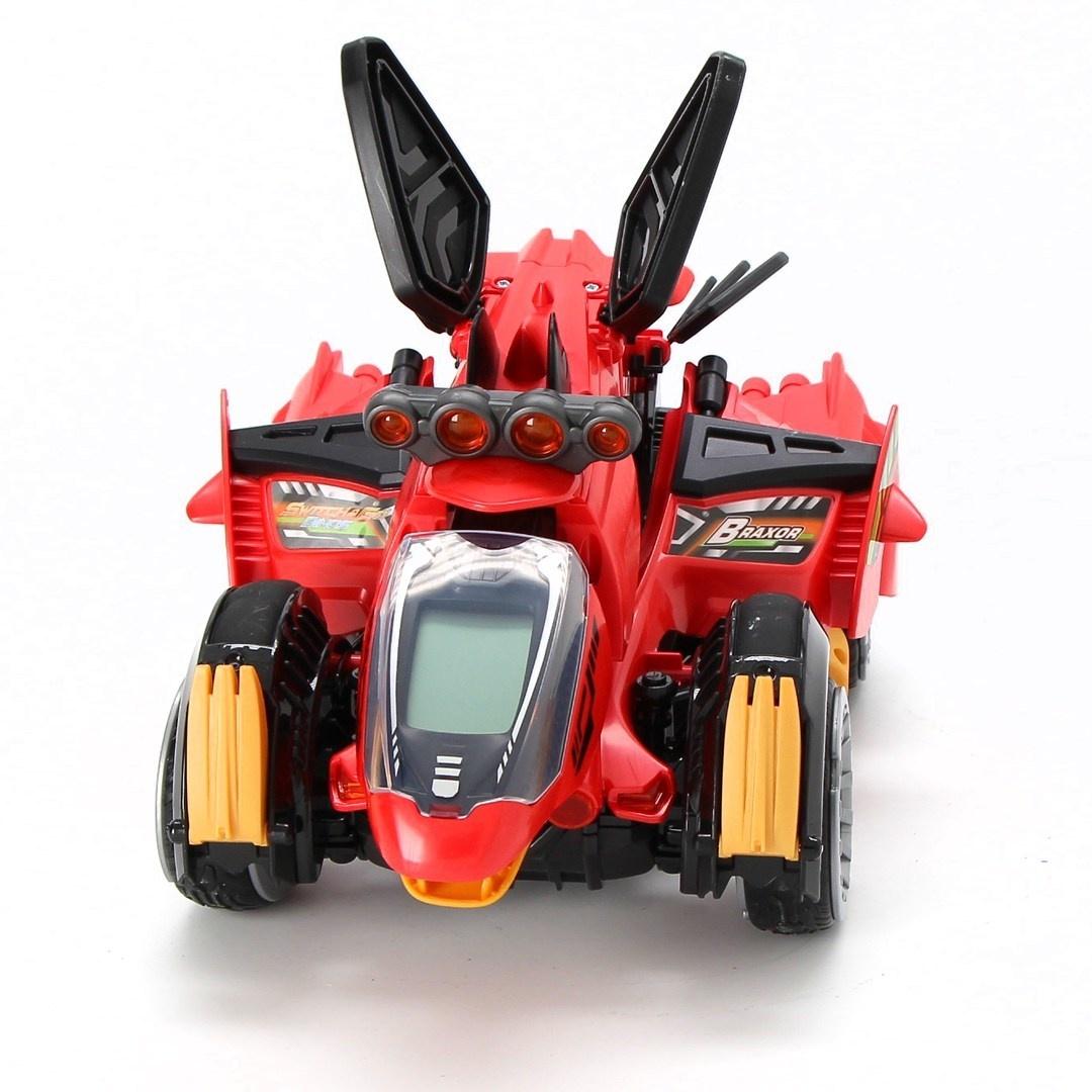 Auto na dálkové ovládání Vtech Braxor RC