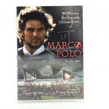 Seriál na DVD Marco Polo 1.a2. část