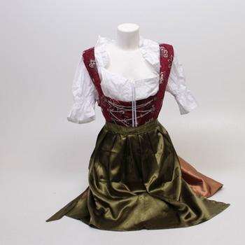 Dámské šaty krojové Trachtenpoint F6021