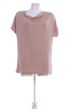 Dámské tričko Vero Moda béžové