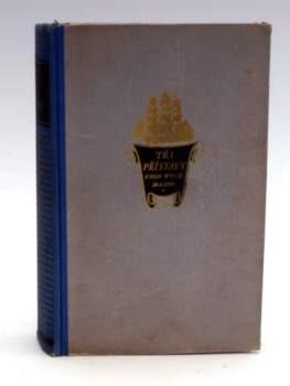 Kniha Francis Van Wyck Mason: Tři přístavy