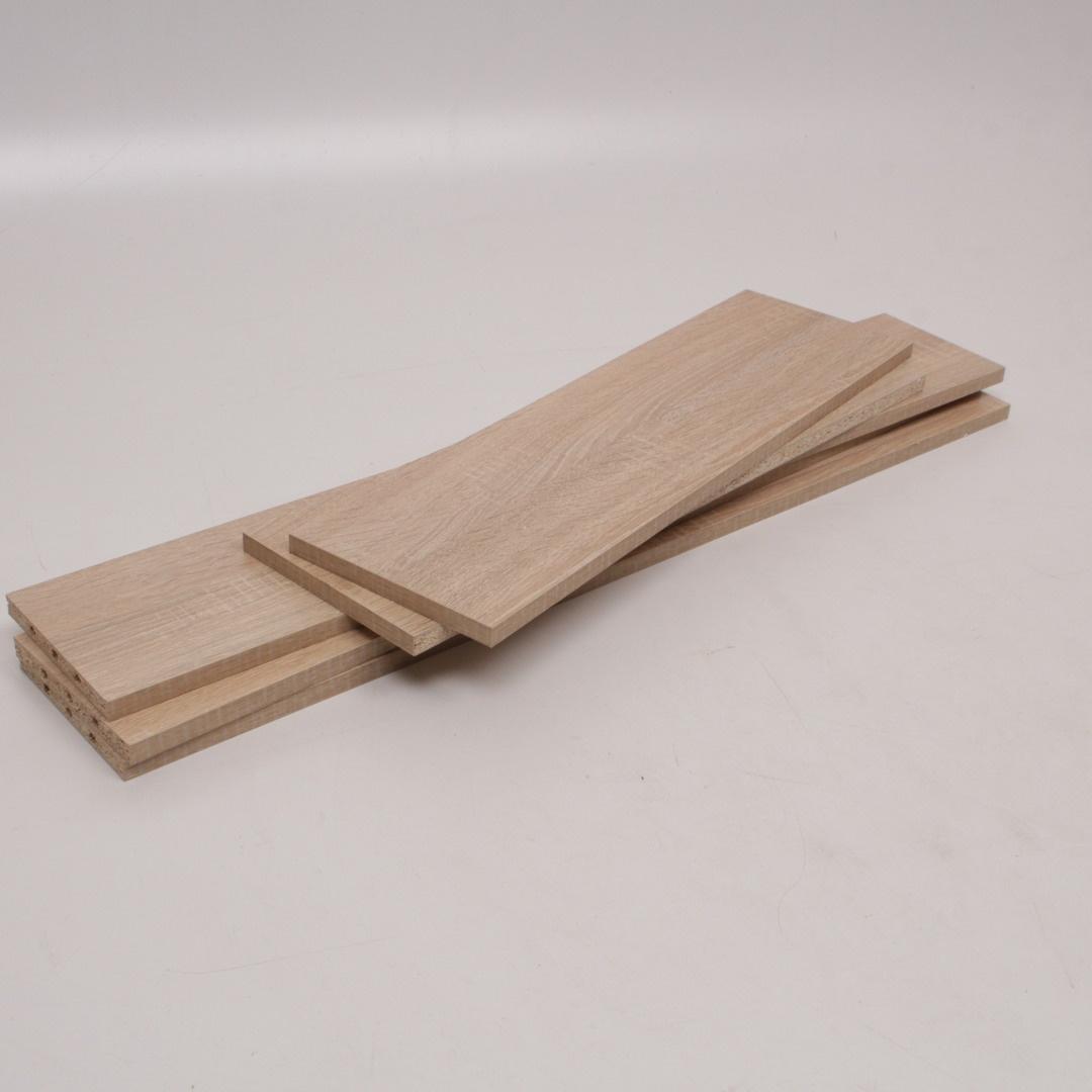 Úložná sestava pro DVD dřevěná